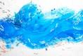 문혜린 작가님(Between wind #1) Acrylic and enamel on canvas 65x91cm 2013